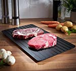 Fast Defrosting Tray For Thawing Frozen Foods - Eco-friendly Rapid Defroster