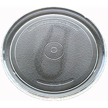 """Sharp Microwave Glass Turntable Plate / Tray 10 3/4"""" A034"""