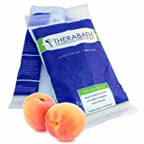 Therabath Paraffin Wax Refill - Use To Relieve Arthritis Pain and Stiff Muscles - Deeply Hydrates and Protects - 24 lbs Peach