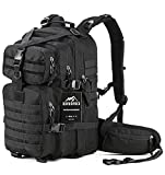 Military Tactical Assault Backpack, Hydration Backpack by RUPUMPACK, Army MOLLE Bug Out Bag