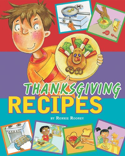 Thanksgiving Recipes by Ronnie Rooney