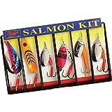 Mepps 5001123 Salmon Kit - Plain Lure Assortment