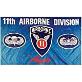 U.S. Army 11th Airborne Division Flag 3ft x 5ft