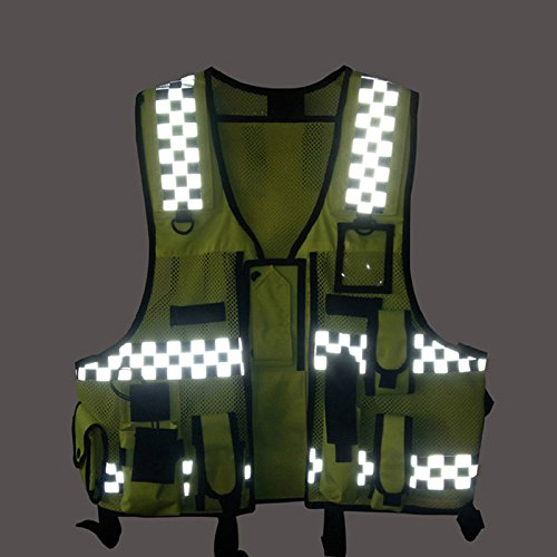 ZHFC-BTR reflektierender für Leuchtgurt oder Sicherheitsweste für reflektierender hohe Sichtbarkeitwarnweste, hong kong - warnweste, sicherheits - weste, mesh - tuch, reflektierende kleidung f24cf0