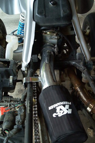 Malone Motorsports VelI-400ex-1 Honda 400ex Velocity Intake System with K&N Filter by Velocity Intake Systems (Image #2)
