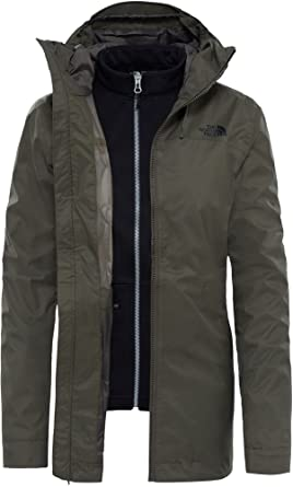 THE NORTH FACE Morton Triclimate Jacket T92UAB21L New Taupe