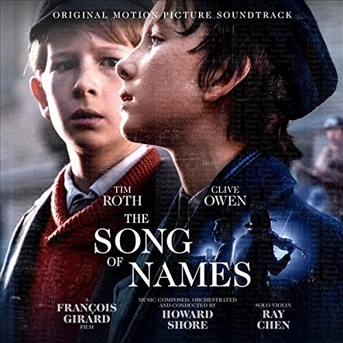 The Song of Names (Original Soundtrack)