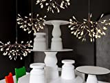 Small Heracleum Pendant Lamp inspired by Moooi