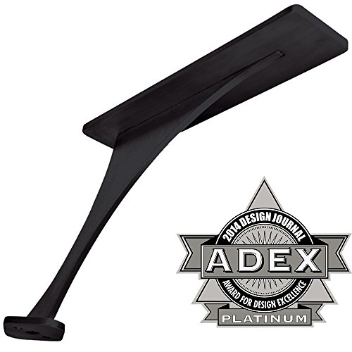 Foremont Counter Mounted Support Bracket - Federal Brace - Made in America (Black) by Federal Brace (Image #4)