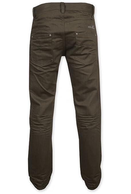 067a0172 DIESEL DARRON Mens Dark Brown Regular Slim Tapered Jeans (waist 36 inch 32  inch): Amazon.co.uk: Clothing