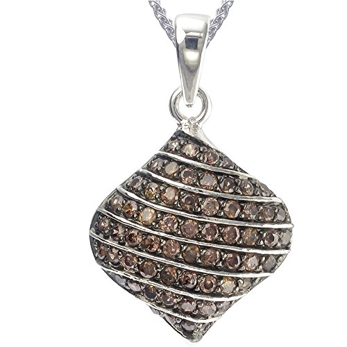 Fashion Pendant With 18 Inch Chain
