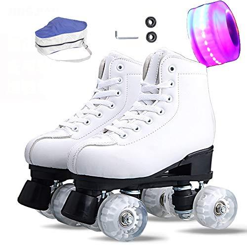 d3f8a6a1e4ce Vintage Leather Ice Skates - Trainers4Me