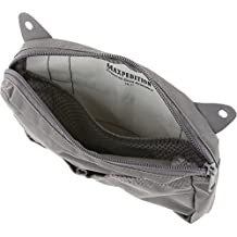 Maxpedition Hlp Hook & Loop Pouch Gray