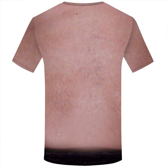 tohole Herren 3D bedrucktes Oberteil Herren Sommer Hoodie Bluse Mode Kapuzen V Ausschnitt Pullover Herren Kurzarm Sports T Shirt Slim Fit Hemd
