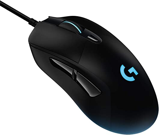 Logitech G403 Gaming Mouse With Hero Hero 16000 Dpi Computers Accessories