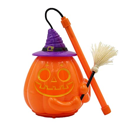 bestoyard halloween pumpkin lights outdoor light up pumpkins halloween props party favor supplies pattern b