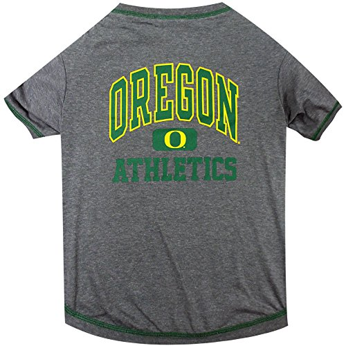- NCAA Oregon Ducks Dog T-Shirt, Medium