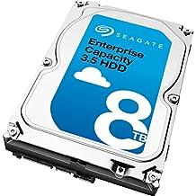 Seagate Enterprise Capacity 3.5 HDD 8TB 7200RPM 12Gb/S SAS 256 MB Cache Internal Bare Drive ST8000NM0075