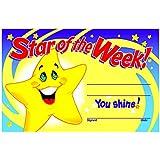 Trend Star of the Week School Certificate