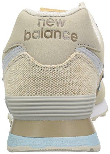 Retro Surf Hombre Balance para 574 New Beige Zapatillas wqnR1vxE