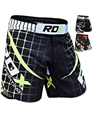 RDX MMA Shorts Cage Fighting Combat Training Martial Arts Kickboxing Gym Trunks