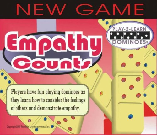 Play-2-Learn Dominoes: Empathy Counts