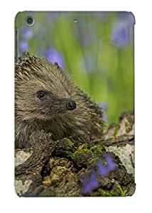 Durable Case For The Ipad Mini/mini 2 - Eco-friendly Retail Packaging(Animal Hedgehog)