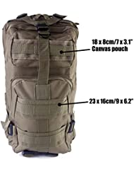 Backpack Military Running Climbing Walking Camping Bag by MakExpress