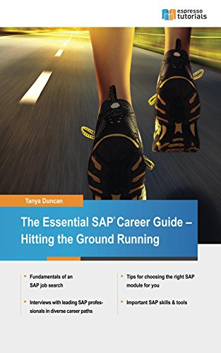The Essential SAP Career Guide : A beginner's guide to SAP careers for students and professionals  - Hitting the Ground Running by [Duncan, Tanya]