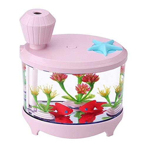 personal humidifier pink - 6
