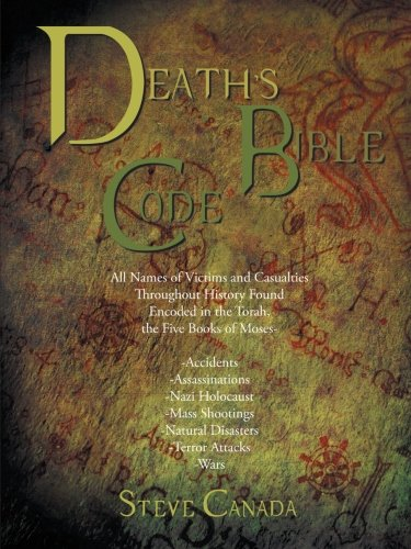 Read Online Death's Bible Code pdf epub