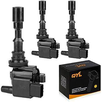 Ignition Coil UF432 for Hyundai XG300 Kia Sedona 02-05 V6 3.0L 3.5L 27300-39050
