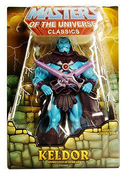 HeMan Masters of the Universe Classics Exclusive Action Figure Keldor