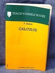 Calculus (Teach yourself books)