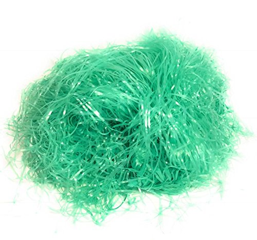 Bulk Pack of Green Easter Grass - 20 Ounces Total by BlackLabel Direct