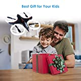 RC Drone, Mini Drones with LED Lights RC Quadcopter Headless Mode 2.4GHz 4 Chanel 6 Axis Gyro Steady Hold Height Helicopter for Training