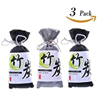 Homy Feel Air Purifying Activated Bamboo Charcoal Bag