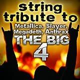 big 4 metallica - String Tribute to the Big 4-Metallica