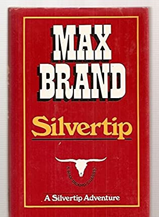 book cover of Silvertip