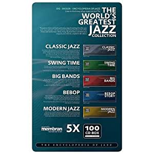 World's Greatest Jazz Collection - The Encyclopedia of Jazz