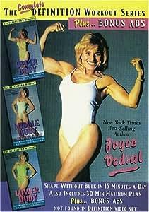 Joyce Vedral: Complete Definition Workout Series Plus Bonus Abs