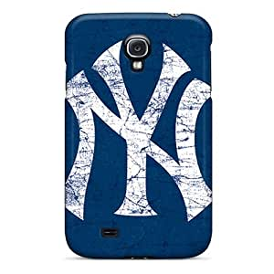 DannyLCHEUNG Samsung Galaxy S4 Durable Hard Phone Case Support Personal Customs Nice New York Yankees Pattern [OKU18005mOAP]