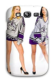 3365893K387255955 los/angeles/kings NHL Sports & Colleges fashionable Samsung Galaxy S3 cases