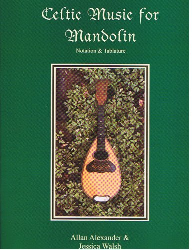 (Celtic Music for Mandolin (Book/Audio)