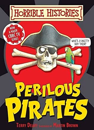book cover of Perilous Pirates