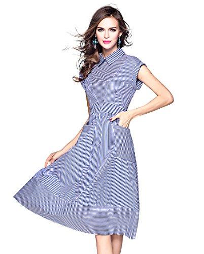 70s a line dress - 5
