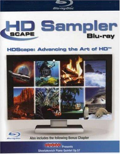 (HDScape Sampler [Blu-ray])