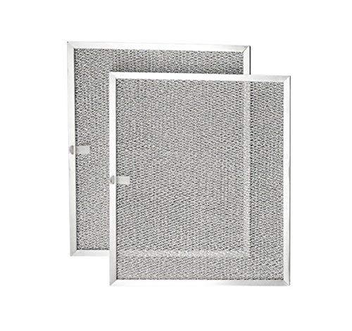 (2-Pack) Vent Hood Aluminum Mesh Range Hood Filter for Broan Nutone Model 99010299 Free Delivery