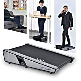 EGOFIT Walker Under Desk Walking Treadmill Pad Machine Working with Standing Desk for Office & Home 3MPH