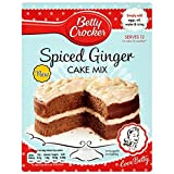 Betty Crocker Spiced Ginger Cake 425g - Pack of 2